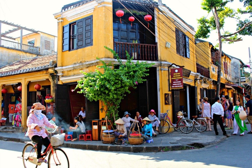 Hoi An storefront